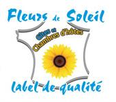 Les Chambres d'hôtes Fleurs de Soleil ont décerné leur label de qualité au Buzet Bleu